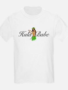 Hula Babe T-Shirt