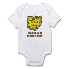 OH-Erie! Infant Bodysuit