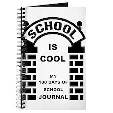 100 Days of School Cool Journal