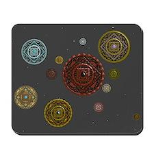 The Zodiac Mousepad