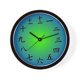 Japanese Basic Clocks