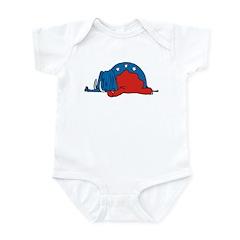 Anti-Republican Infant Creeper