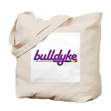bull dyke Tote Bag