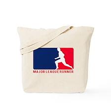 Major League Runner Tote Bag