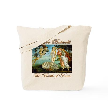Birth of Venus Tote Bag