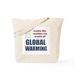 Groundhog Day Tote Bag