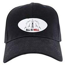All Is Well Baseball Hat
