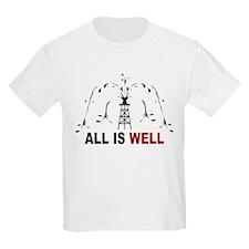 All Is Well Kids T-Shirt