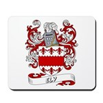 Ely Coat of Arms Mousepad