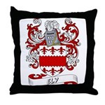 Ely Coat of Arms Throw Pillow