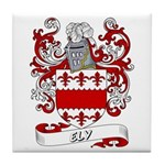 Ely Coat of Arms Tile Coaster