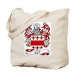 Ely Coat of Arms Tote Bag