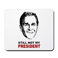 Anti-Bush Mousepad