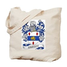 Endicott Coat of Arms Tote Bag