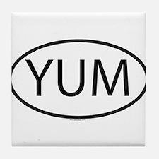 YUM Tile Coaster