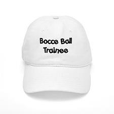 Bocce Ball Trainee Cap