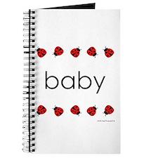 Baby (ladybug) Journal