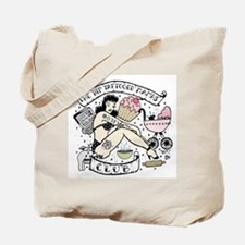 Hip Tattooed Mama's Tote Bag