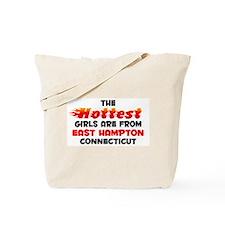 Hot Girls: East Hampton, CT Tote Bag