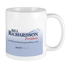 """Bill Richardson 2008"" Mug"