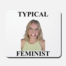 Typical Feminist Mousepad