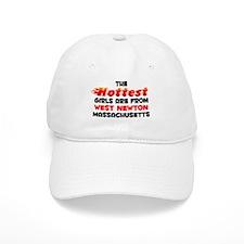 Hot Girls: West Newton, MA Baseball Cap