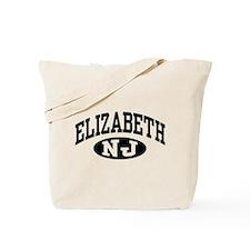 Elizabeth New Jersey Tote Bag