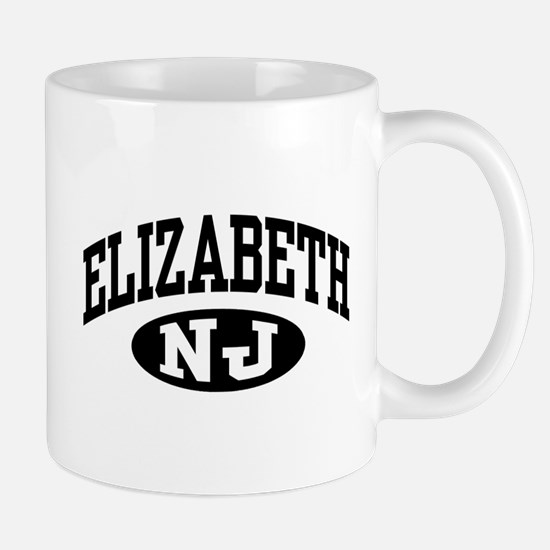 Elizabeth New Jersey Mug