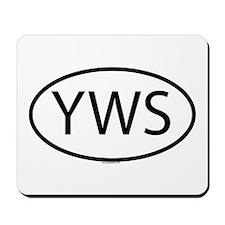 YWS Mousepad