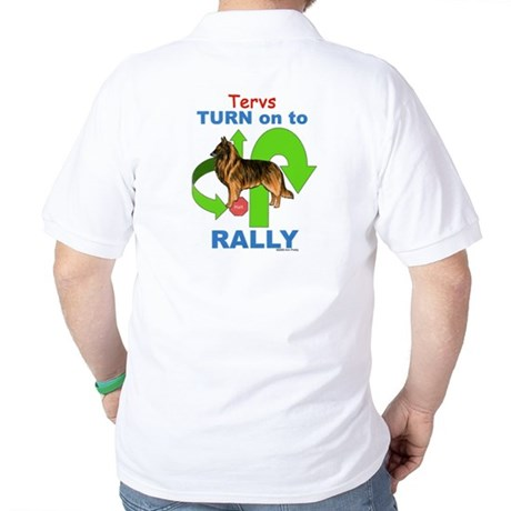 TERVUREN RALLY-O Golf Shirt