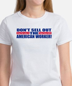Anti JOB OUTSOURCING Tee