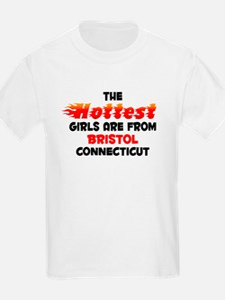Hot Girls: Bristol, CT T-Shirt