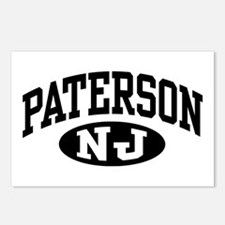 Paterson New Jersey Postcards (Package of 8)