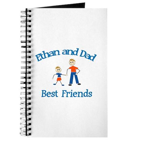 Ethan & Dad - Best Friends Journal