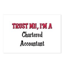 Trust Me I'm a Chartered Accountant Postcards (Pac