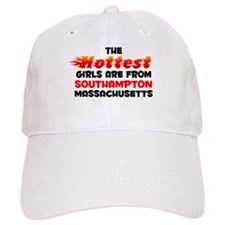 Hot Girls: Southampton, MA Baseball Cap