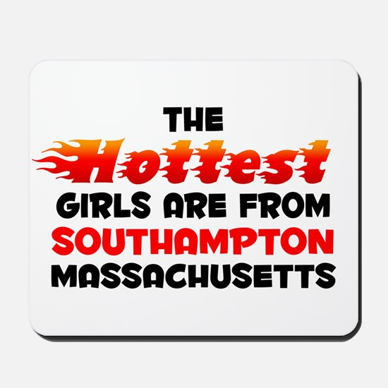 Hot Girls: Southampton, MA Mousepad