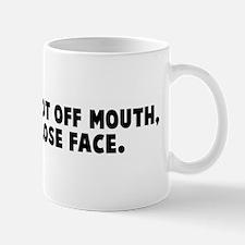 Man who shoot off mouth bound Mug