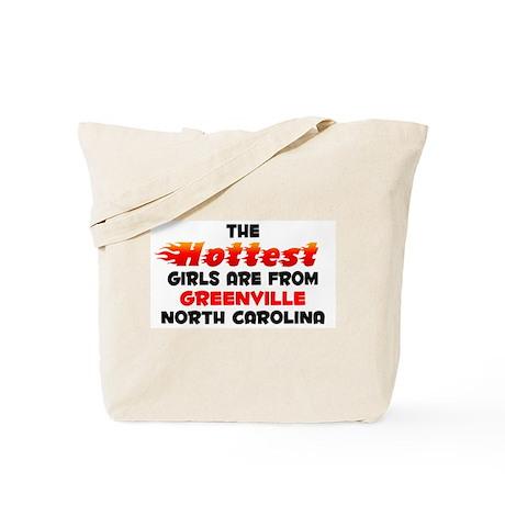 Hot Girls: Greenville, NC Tote Bag