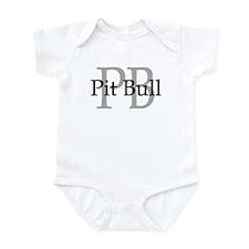 Pit Bull PB Infant Bodysuit