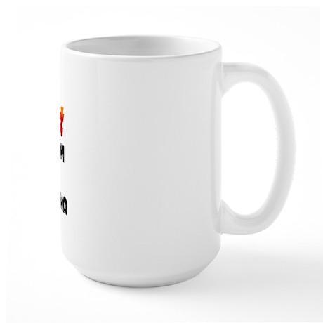 Hot Girls: Franklin, NC Large Mug