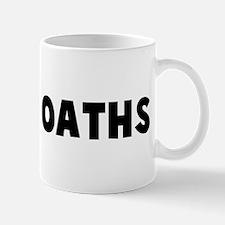 Minced oaths Mug