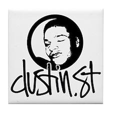Cute Dustin Tile Coaster