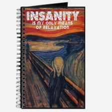 Insanity/Relaxation Journal
