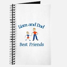 Liam & Dad - Best Friends Journal