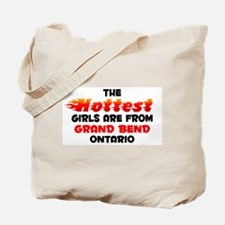 Hot Girls: Grand Bend, ON Tote Bag