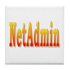 NetAdmin Tile Coaster