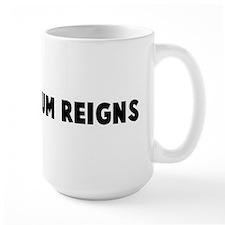 Pandemonium reigns Mug