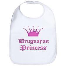 Uruguayan Princess Bib