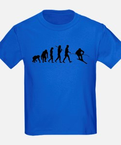 Downhill Skiing T